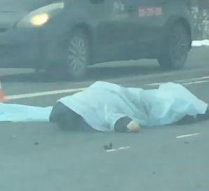 Гаишник, сбивший по пьяни женщину, не признает свою вину