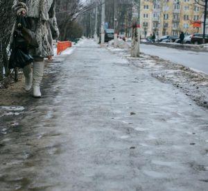 Дороги будут посыпать реагентами лишь в сильный мороз
