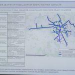 В областном центре разработали комплексную схему организации дорожного движения