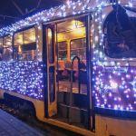 По Смоленску в новогоднюю ночь будут ходить трамваи