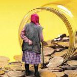В России женщины будут жить на пенсии умерших мужей