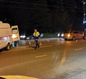 В Смоленске разыскивают очевидцев ДТП с участием пешехода