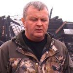 Видео: Погорелец рассказал о пожаре, в котором погиб глава Холм-Жирковского района Олег Макаров