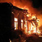 В страшном пожаре под Смоленском погиб 45-летний мужчина