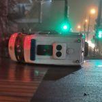 """Следователи проведут проверку по факту аварии, в которой пострадали фельдшеры """"скорой"""""""