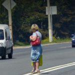 Причиной смертности на дорогах считают безграмотных пешеходов