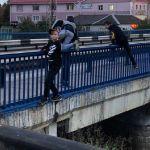 Подростки в Смоленской области устроили опасные игры