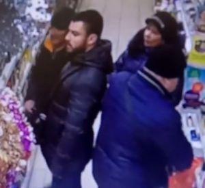 Мелких воров зафиксировала камера видеонаблюдения