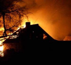 За сутки на Смоленщине сгорели три дома