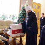 Смолянин с ДЦП получил рождественский подарок от митрополита