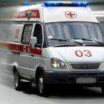 В результате аварии пострадала женщина
