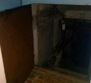 Мумифицированный труп найден в подвале дома