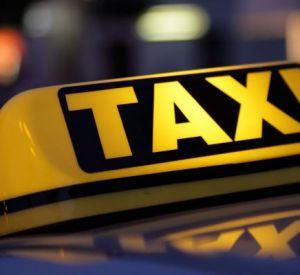 Таксист устроил стрельбу на заправке