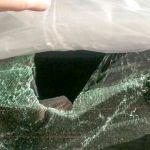 Фото: Попрыгун продолжает атаки на машины смолян?