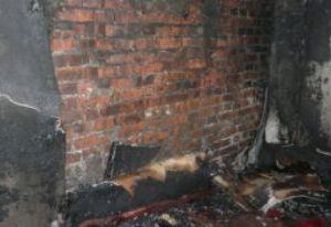 В Смоленской области в пожаре погиб неизвестный мужчина