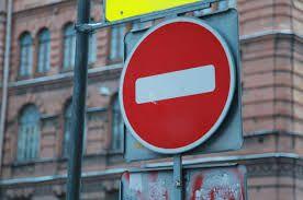 2 мая въезд для транспорта на площадь у ж/д вокзала будет закрыта