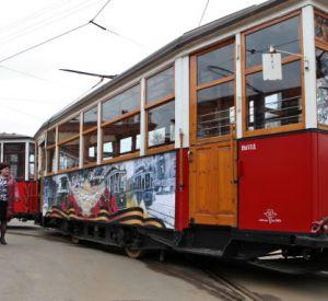8 мая пройдет акция «Трамвай Победы»