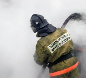 9 мая в Смоленской области сгорел жилой дом