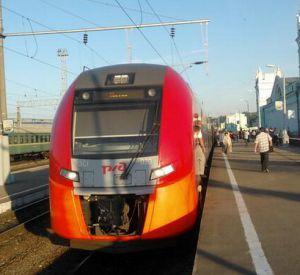 На поездах «Ласточка» вырос пассажиропоток