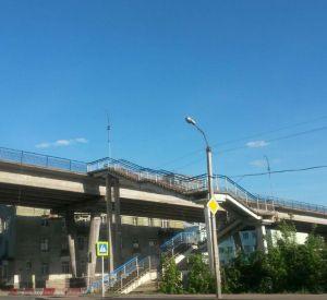 Администрация Смоленска объявила о продлении сроков ремонта Беляевского путепровода