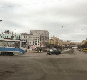 В Смоленске с начала года произошло 58 аварий на трамвайных путях