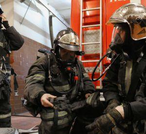 В Смоленске ночью произошел пожар