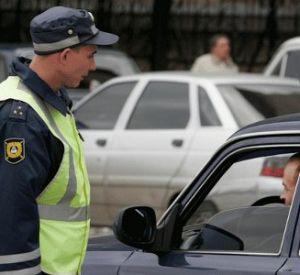 В Смоленске задержали обкуренного спайсами водителя иномарки