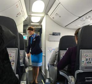 За курение в самолете жителя Смоленска сняли с рейса