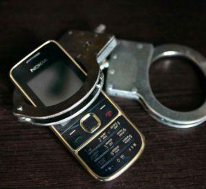 Собутыльник похитил у местного жителя мобильный телефон