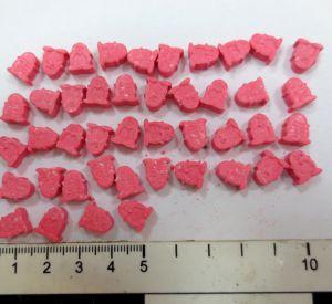 Правоохранительные органы задержали распространителя наркотических веществ