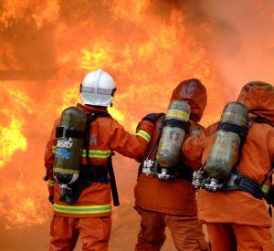 В Смоленской области загорелась насосная станция