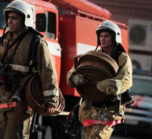 На заводе «Ситалл» ночью случился пожар