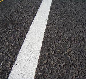 Чумовая разметка появилась на Смоленских дорогах