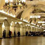 В столичном метрополитене погиб житель Смоленска