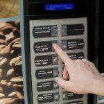 Потрошителей кофейных автоматов поймали полицейские