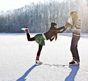 Жители Смоленска смогут бесплатно покататься на коньках
