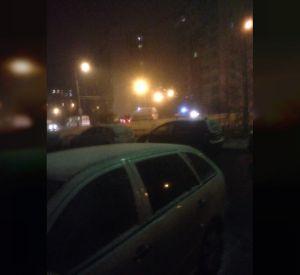 Водитель такси в Смоленске сбил женщину-пешехода