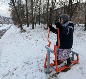86-летняя спортсменка из Смоленска прославилась на весь мир (Фото)
