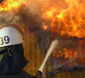 В Духовщинском районе произошло два пожара