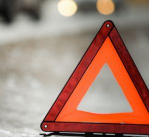 Автоледи устроили аварию под Смоленском