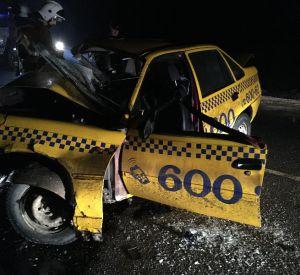 В Смоленской области произошла жесткая авария