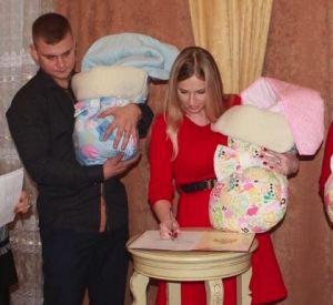 Многодетной семье подарят квартиру