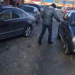 В Смоленске разыскивают очевидцев аварии