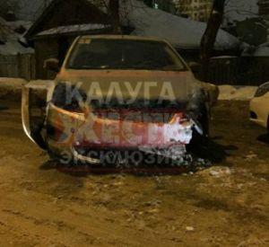 Пьяный житель Смоленска устроил гонки с калужскими автоинспекторами