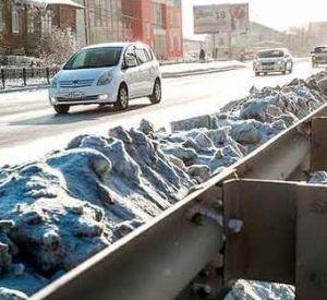 В Смоленске появятся временные знаки запрета парковки