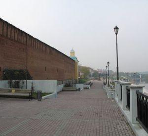 На Владимирской набережной будут продавать сувениры и фаст-фуд