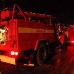 Еще один дом сгорел в Смоленской области