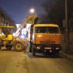 Опубликован предварительный график уборки улиц