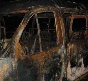 В Смоленской области сгорели три автомобиля