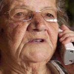 86-летняя старушка не дала мошеннику себя провести